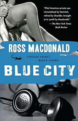 Blue City By MacDonald, Ross